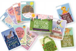 Milestone - Milestone Baby Cards