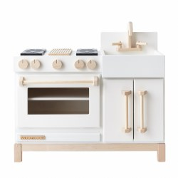 Milton & Goose - Essential Play Kitchen - White