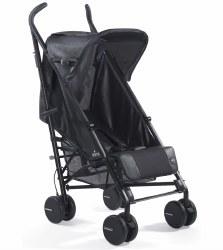 Mima - Bo Stroller - Black