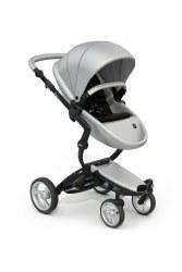 Mima - Xari Black Chassis - Argento Seat - Black Starter Pack
