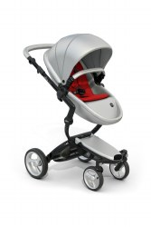 Mima - Xari Black Chassis - Argento Seat - Red Starter Pack