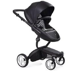 Mima - Xari Black Chassis - Black Seat - Black & White Starter Pack