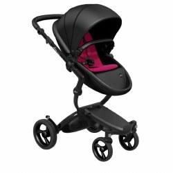 Mima - Xari Black Chassis - Black Seat - Hot Magenta Starter Pack