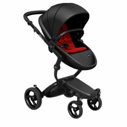 Mima - Xari Black Chassis - Black Seat - Red Starter Pack