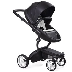 Mima - Xari Black Chassis - Black Seat - White Starter Pack