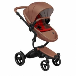 Mima - Xari Black Chassis - Camel Seat - Red Starter Pack