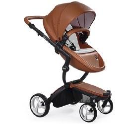 Mima - Xari Black Chassis - Camel Seat - White Starter Pack