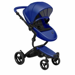 Mima - Xari Black Chassis - Royal Blue Seat - Black Starter Pack