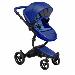 Mima - Xari Black Chassis - Royal Blue Seat - Denim Blue Starter Pack