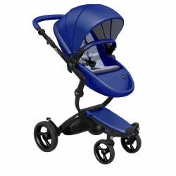 Mima - Xari Black Chassis - Royal Blue Seat - Pixie Blue Starter Pack