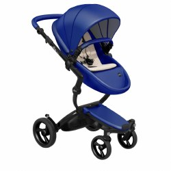 Mima - Xari Black Chassis - Royal Blue Seat - Sandy Beige Starter Pack