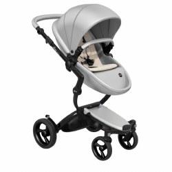 Mima - Xari Black Chassis - Argento Seat - Sandy Beige Starter Pack