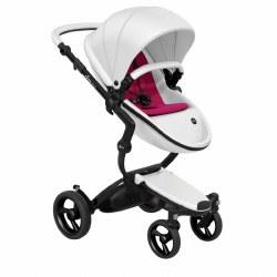 Mima - Xari Black Chassis - White Seat - Hot Magenta Starter Pack