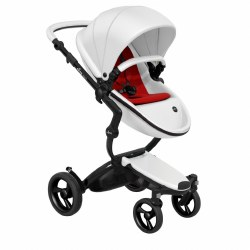 Mima - Xari Black Chassis - White Seat - Red Starter Pack