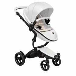 Mima - Xari Black Chassis - White Seat - Sandy Beige Starter Pack