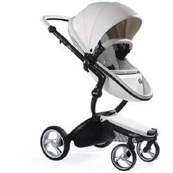 Mima - Xari Black Chassis - White Seat - White Starter Pack