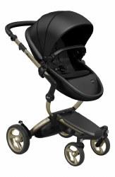 Mima - Xari Champagne Chassis - Black Seat - Black Starter Pack