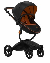 Mima - Xari Complete Stroller Limited Edition - Rebel