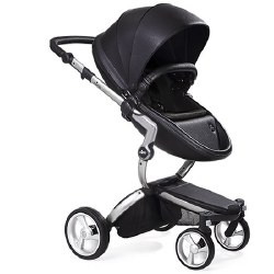 Mima - Xari Silver Chassis - Black Seat - Black Starter Pack