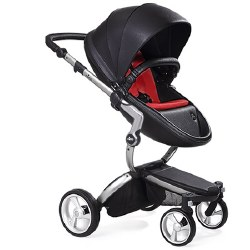 Mima - Xari Silver Chassis - Black Seat - Red Starter Pack