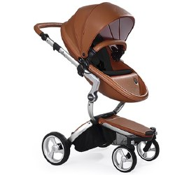 Mima - Xari Silver Chassis - Camel Seat - Black Starter Pack