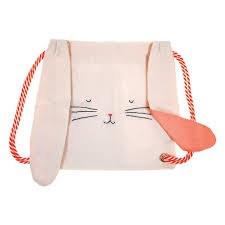 N L - Backpack - Bunny