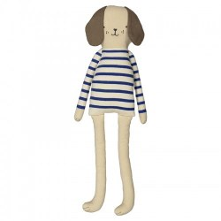 Knitted World - Knitted Doll - Dog