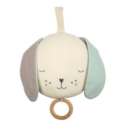 N L - Pull Musical Toy - Dog