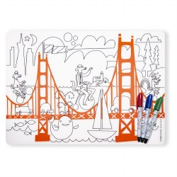 Modern-Twist - Mark-Mat Set San Francisco
