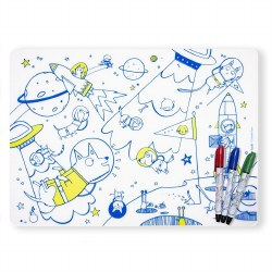 Modern-Twist - Mark-Mat Set Space Animals
