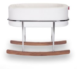 Monte Design - Bassinet Rockwell White
