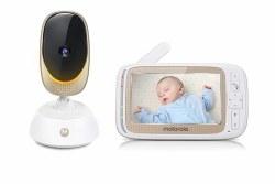 Motorola - Video Baby Monitor - Comfort85Connect