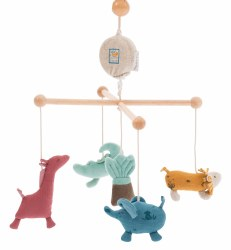 Moulin Roty - Musical Mobile - Sous Mon Baobab