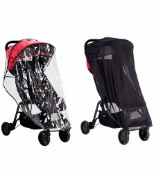 Phil & Teds - Mountain Buggy Nano V2 Stroller Weather Set