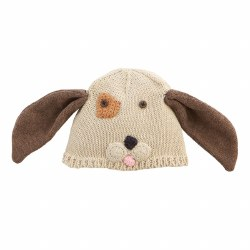 N L - Knit Hat - Puppy