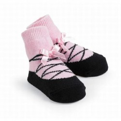 N L - Single Socks - Ballerina Black