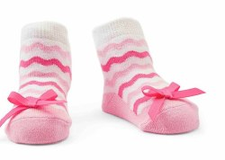 N L - Single Socks - Ric-Rac Maryjane