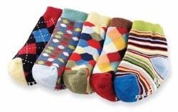 N L - Sock Set Little Gents
