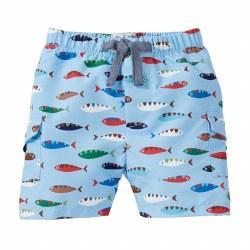 N L - Swim Trunks Fish 6
