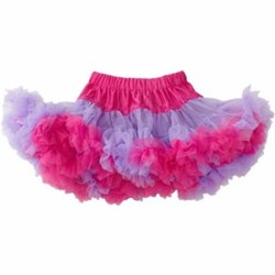 N L - Tutu Purple/Hot Pink 0-12