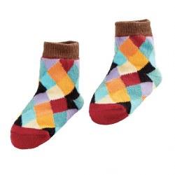N L - Single Socks - Gents Diamond