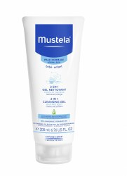 Mustela - 2-in-1 Cleansing Gel