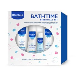 Mustela - Bebe Bathtime Bubbles Set