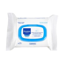 Mustela - Facial Cleansing Cloths