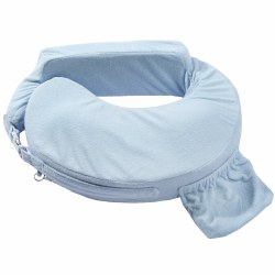 My Breast Friend - Deluxe Pillow Blue