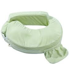 My Breast Friend - Deluxe Pillow Green