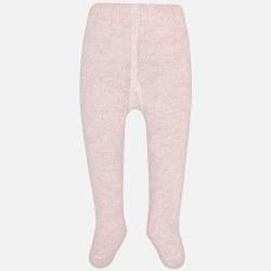 Spanish Line - Girl Tights - Pink 3M