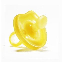 Natursutten - Natural Rubber Butterfly Orthodontic Pacifier 6-12