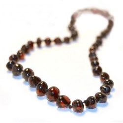 Nilo Baby - Amber Necklace - Cherry