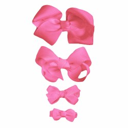 Nilo Baby - Bow Large - Pink